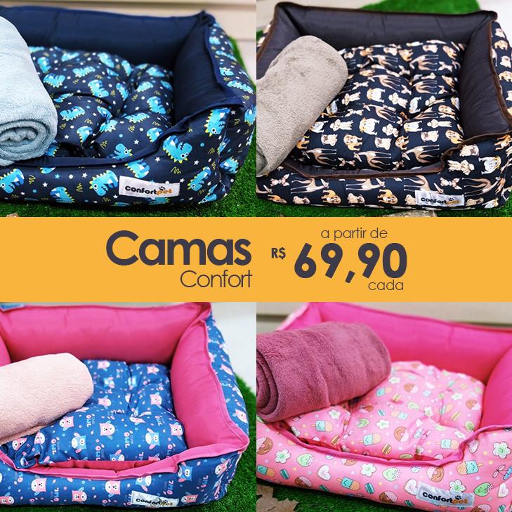 Camas Confort