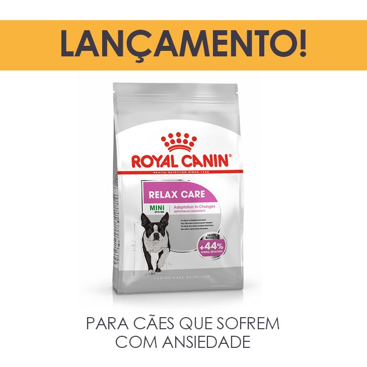 Lançamento Royal Canin